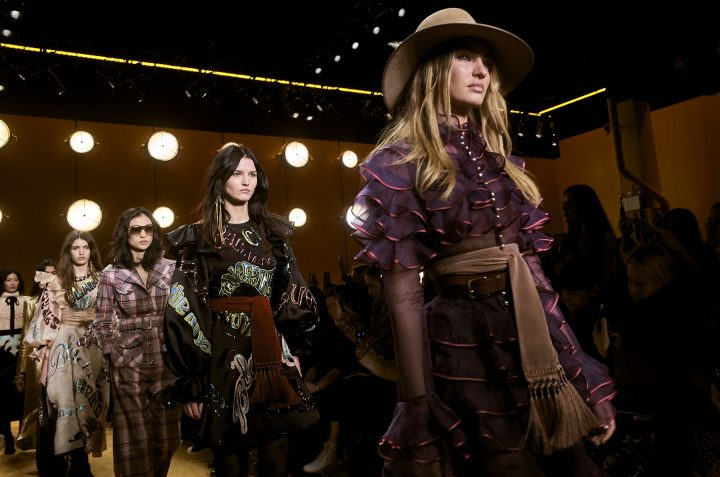 Robe New York Fashion Week