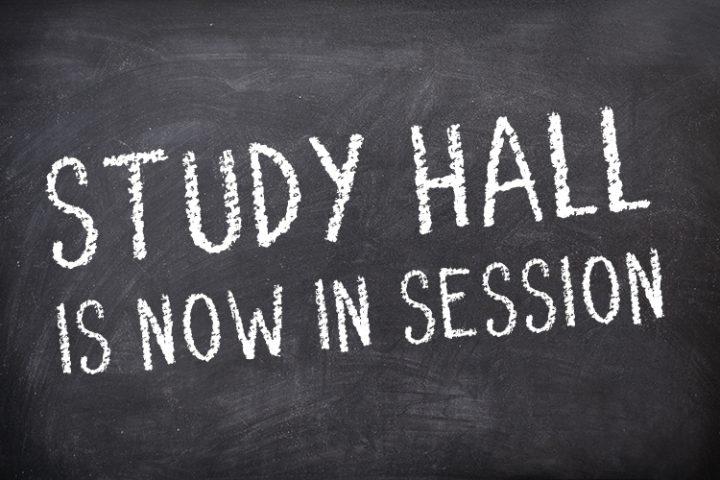 ETC Study Hall
