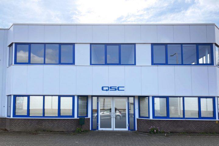 QSC Netherlands BV
