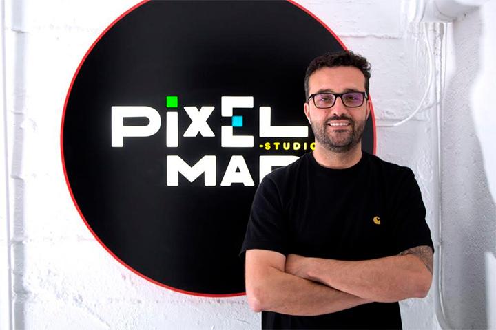edu valverde love the 90's pixelmap studios