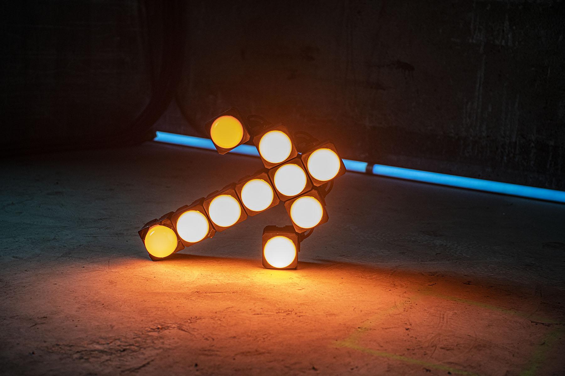 Astera PixelBrick PB15_Shape_Arrow_Dome_2